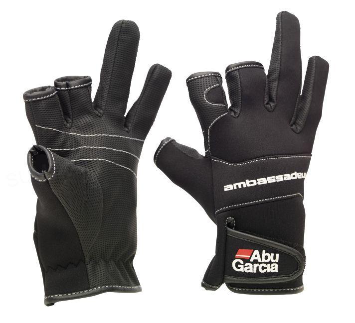 Abu Garcia neoprénové rukavice XL