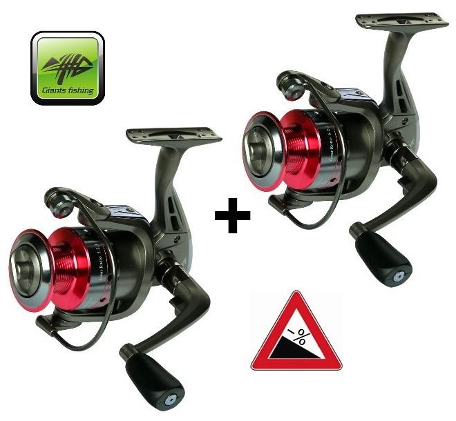 Giants Fishing SPX 3000 FD, akce 1+1 Zdarma!