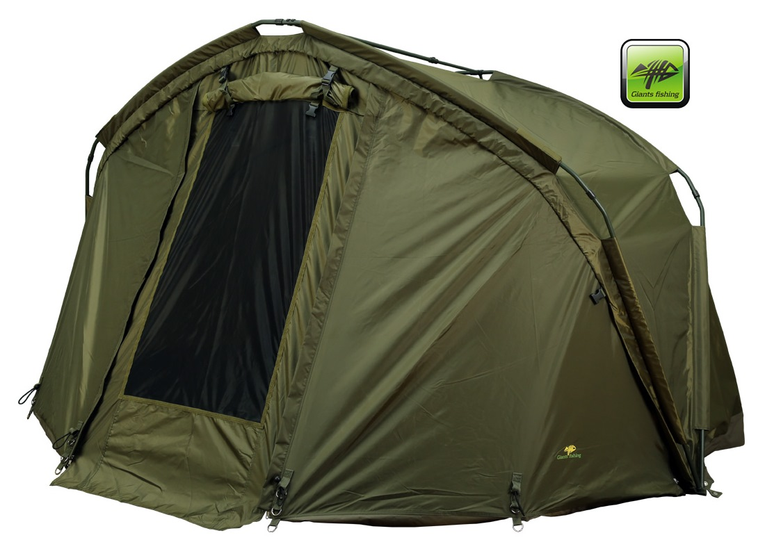Fotografie Giants Fishing bivak CLX Bivvy 1 Man, Akce!