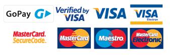 Možnost platby platební kartou on-line přes GoPay