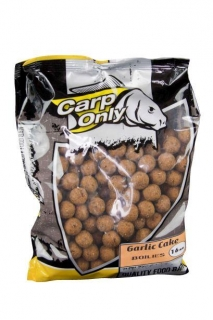 Carp Only boilies GARLIC CAKE 20mm 1kg