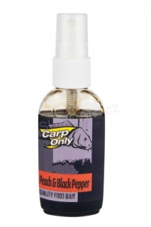 Carp Only posilovač Peach Black Pepper sprej 50ml
