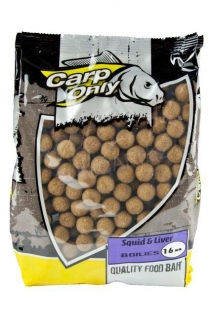 Carp Only Squid/Liver boilie 12mm 1kg